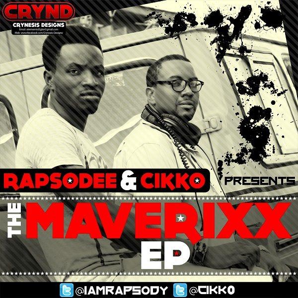 Mavrixx EP - Rapsodee + Cikk0