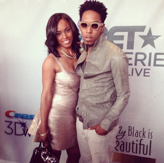 Deitrick haddon s marriage to dominique is his second after