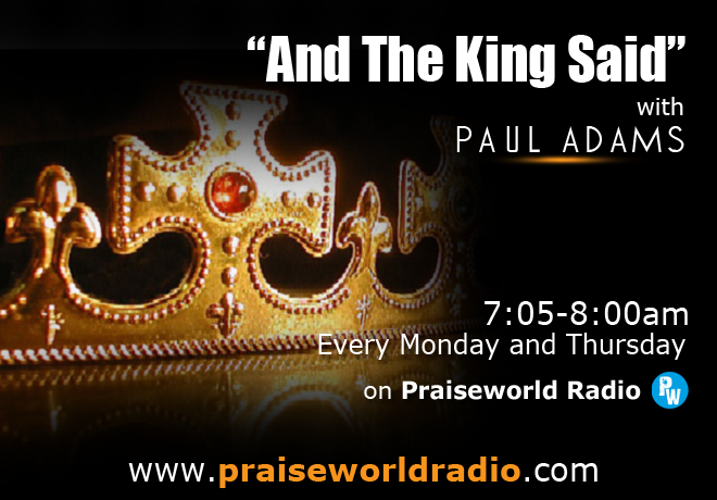 and-the-king-said-paul-adams