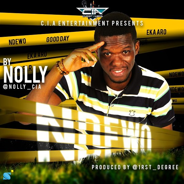 Music nolly ndewo praiseworld radio countries like ghana and zambia talented rapper nolly drops another banger this one is titled ndewo which means greetings in igbo language m4hsunfo