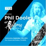 The Waterbrook Hosts Phil Dooley (Hillsong) This Wednesday, September 10 | @MyWaterbrook