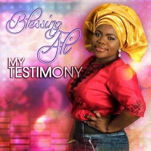 My Testimony Single