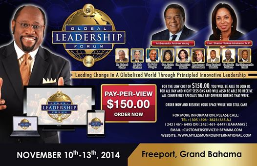 myles-munroe-global-leadership-forum