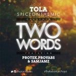 Exclusive: TOLA @spiceonthemic – Two Words  (Starring @Protekniks, @Provabs, @MrSamJamz)