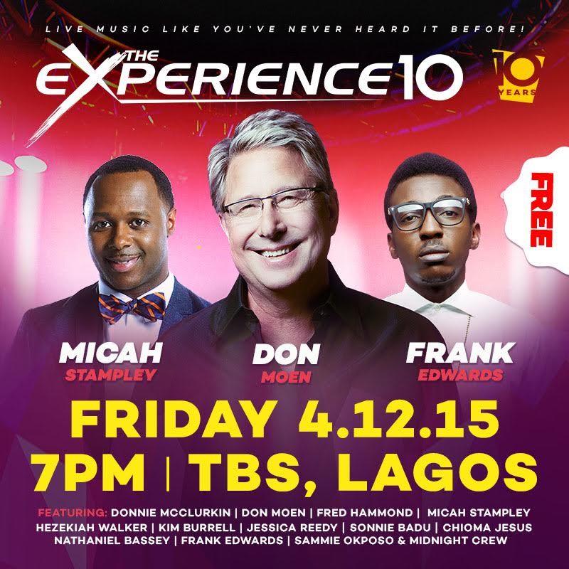 The Experience 10