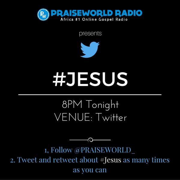 #Jesus on Twitter