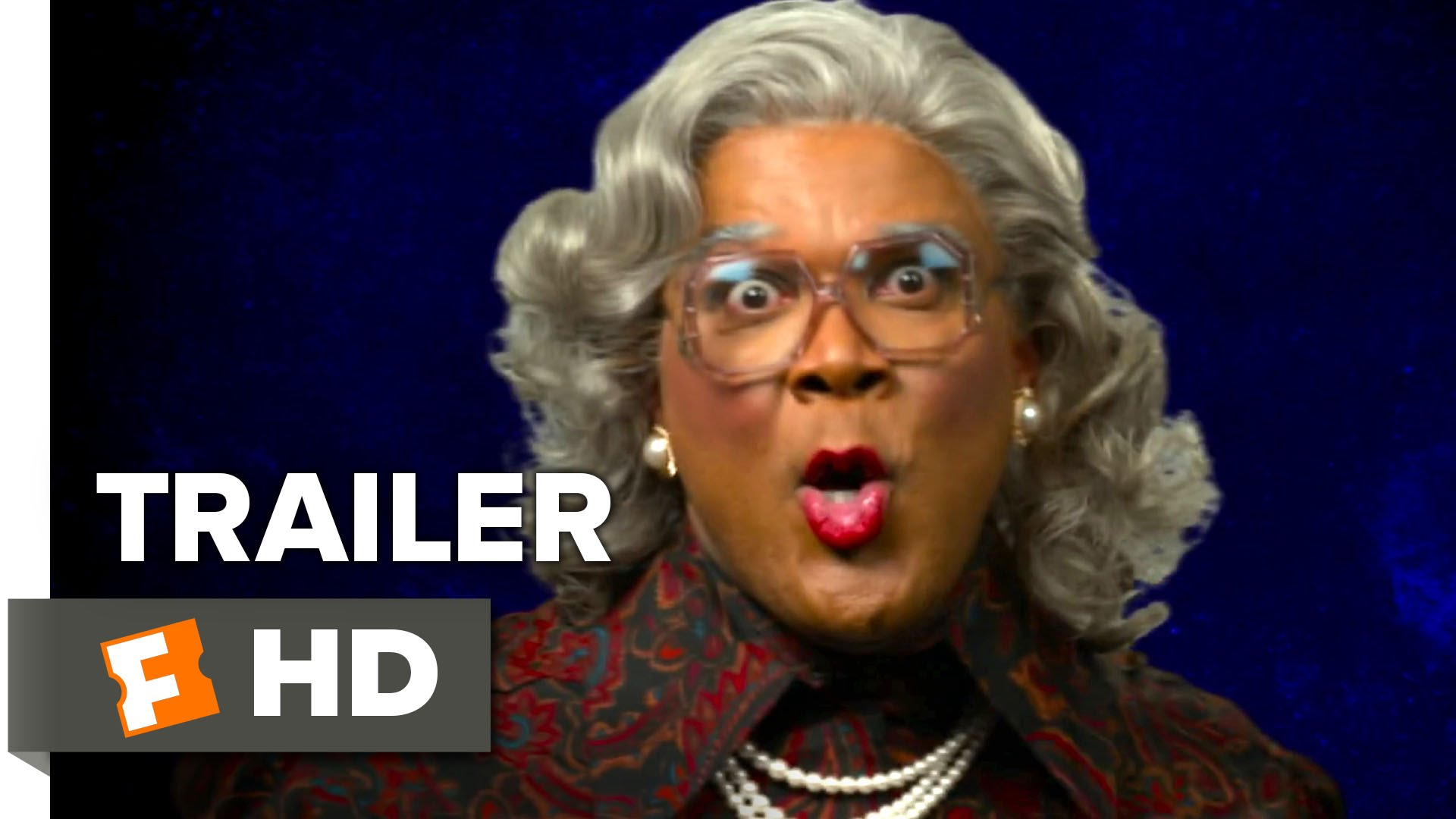 Watch The Official Teaser To Tyler Perry's