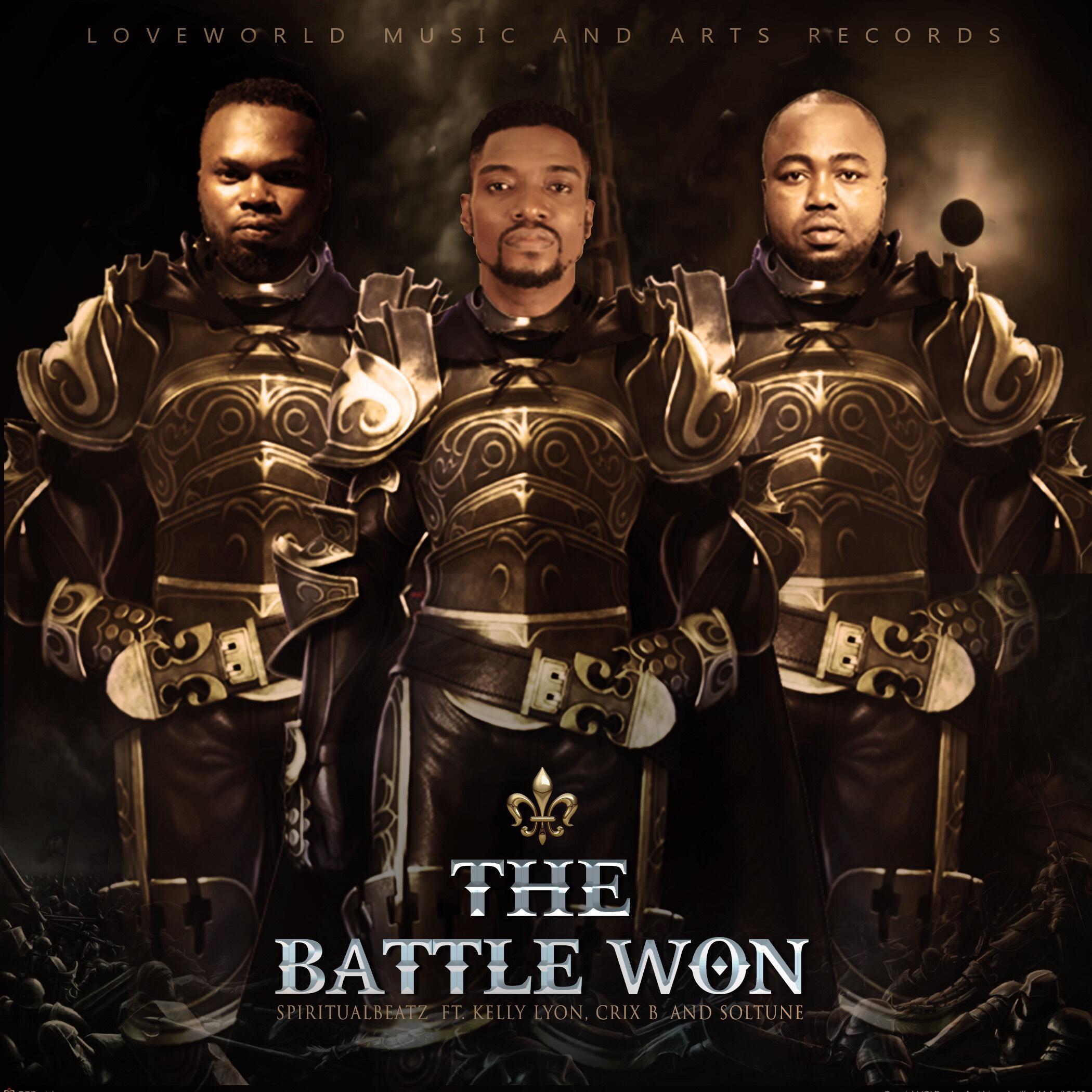MUSIC: Spiritual Beatz - The Battle Won (ft Kelly Lyon, Crix B