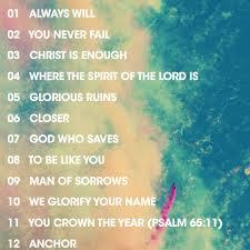 Glorious Ruins Tracklist