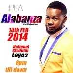 Tehila Records Presents ALABANZA Mega Concert, Feburary 14, 2014