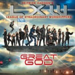 VIDEO: Deitrick Haddon's Choir LXW (League of Xtraordinary Worshippers) – Great God