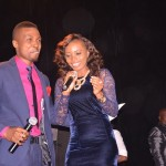 VIDEO: Tola of Praiseworld Radio Proposes to Fiancée at Crystal Awards 2014