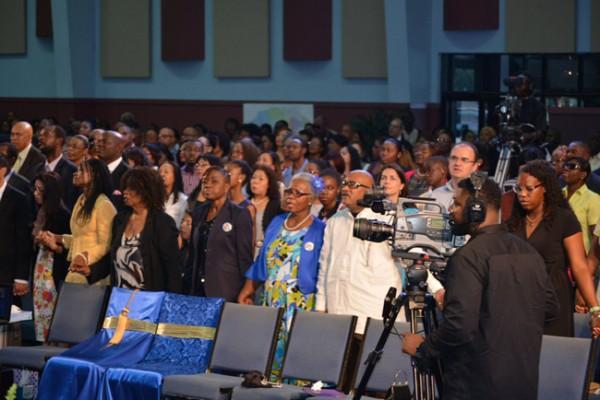 Bahamas Faith Ministries Church (Photo: Troy Edward Clarke)
