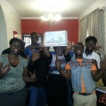 Praiseworld's Reality Radio Show At Ada's Crib. How It Went Down (with PHOTOs)