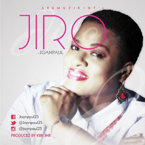 Jiro- @joanpaul25