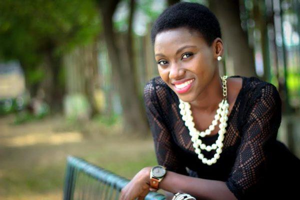 """Adesewa E. Adeoye, Author of the book """"Chosen""""."""