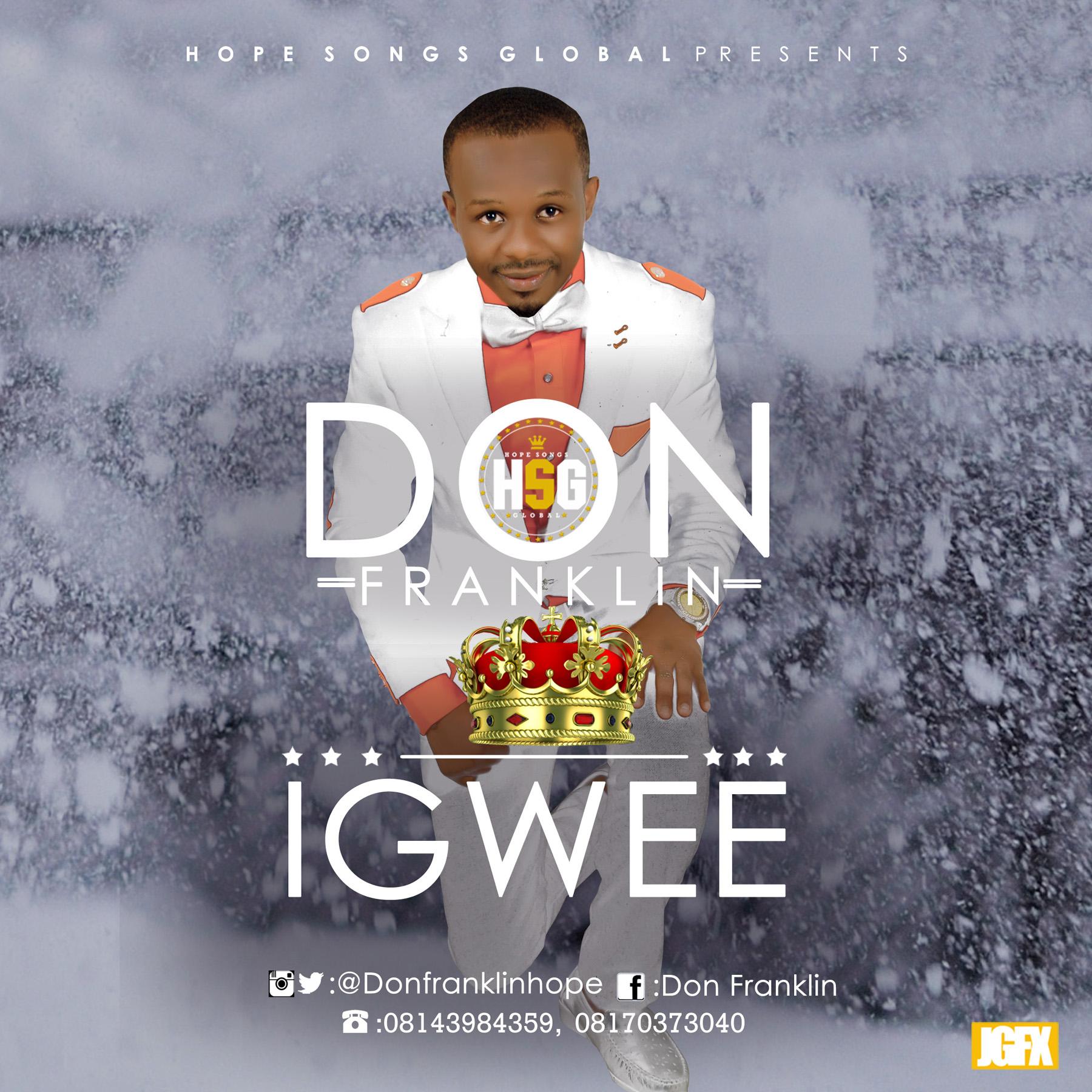 Don Franklin - Igwe