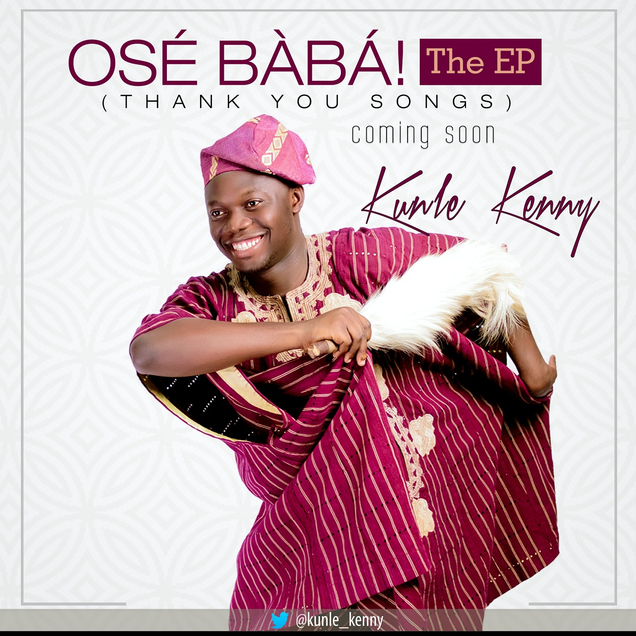 Kunle Kenny - Ose Baba EP