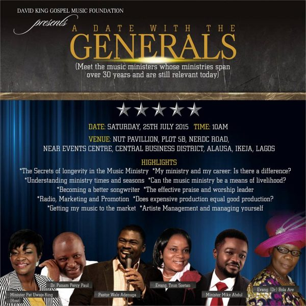 Pat King - A Date With The Generals