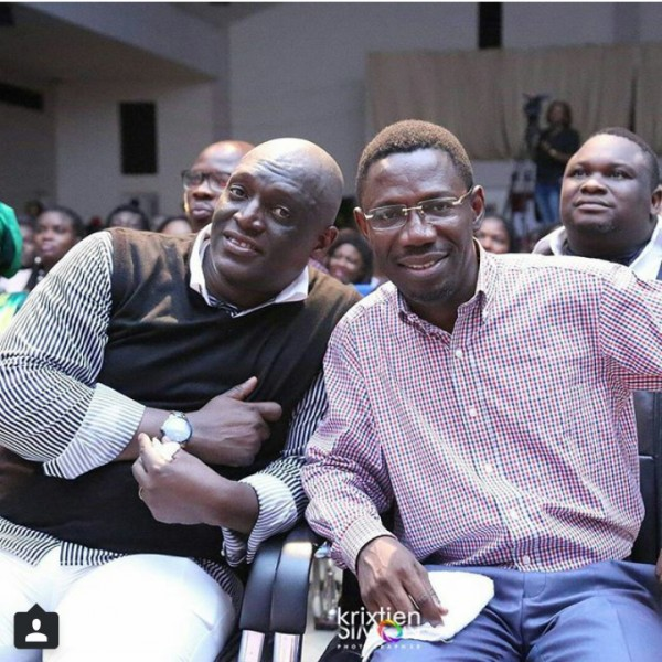 sammie-with-the-host,-Past-Sam-Oye-of-transforming-church