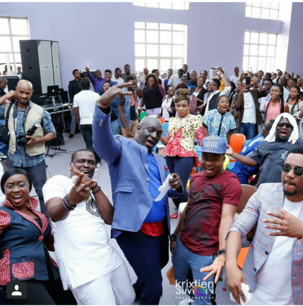 sopp all artistes in the groove