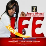 "NEWS: Priscilla's New Single ""IFE"" Wins Best Gospel/Soul – The Akademia Music Awards USA 