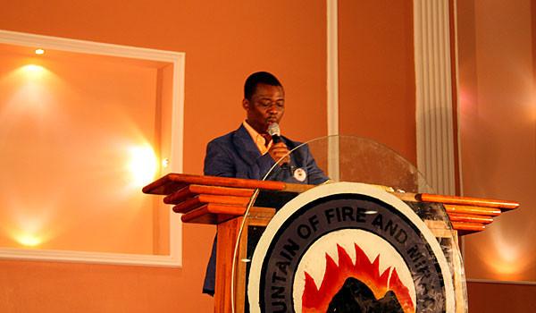 General Overseer, Dr Olukoya