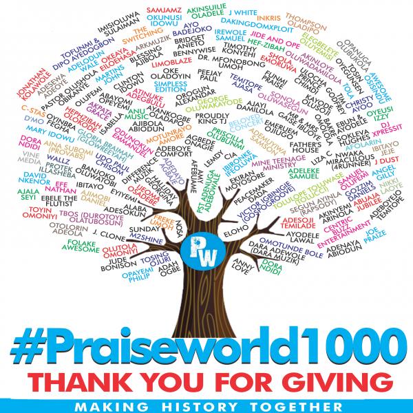 Praiseworld Tree of Life