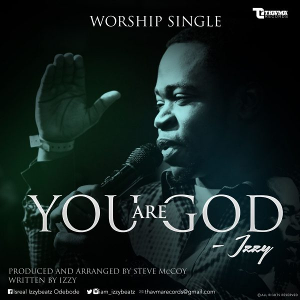 You Are God by Izzy