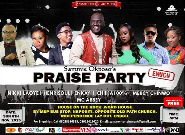 sammie-okposo-praise-party-enugu