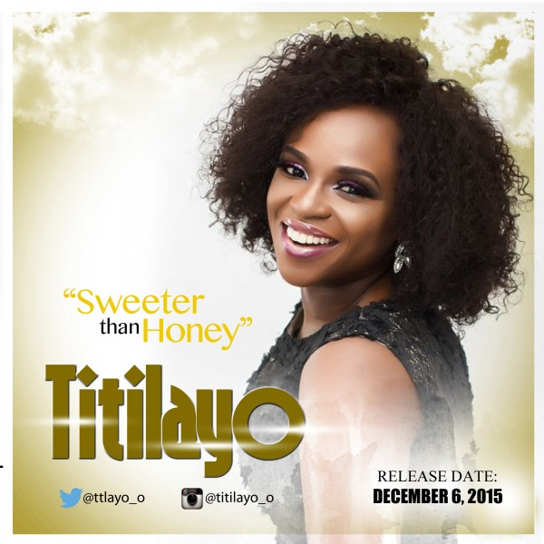 Titilayo - Sweeter Than Honey
