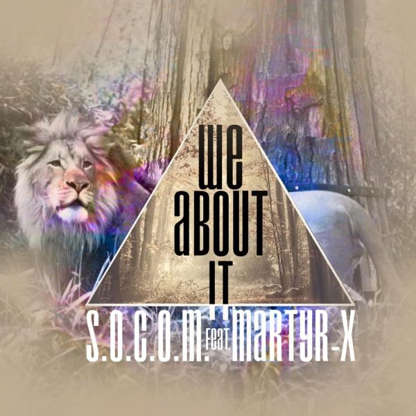 WE ABOUT IT SINGLE COVER