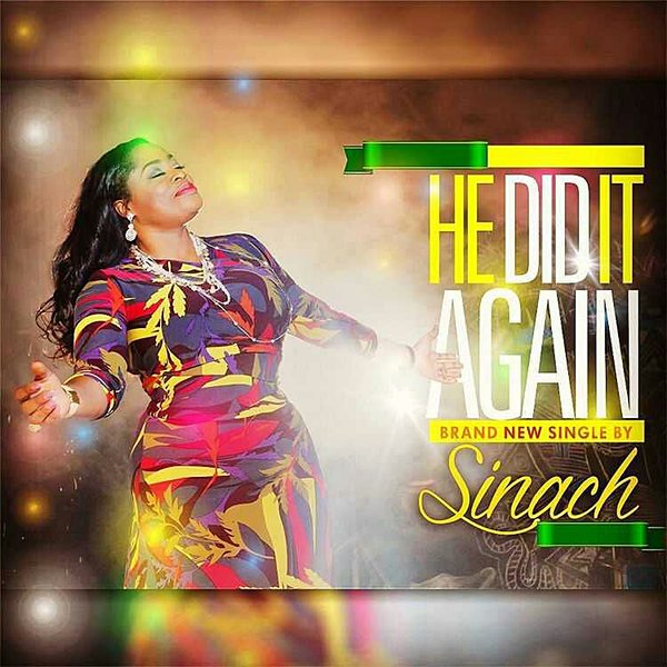 sinach-he-did-it-again