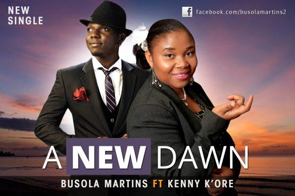 Busola Martins - New Dawn