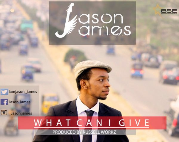 Jason James -What Can I Give