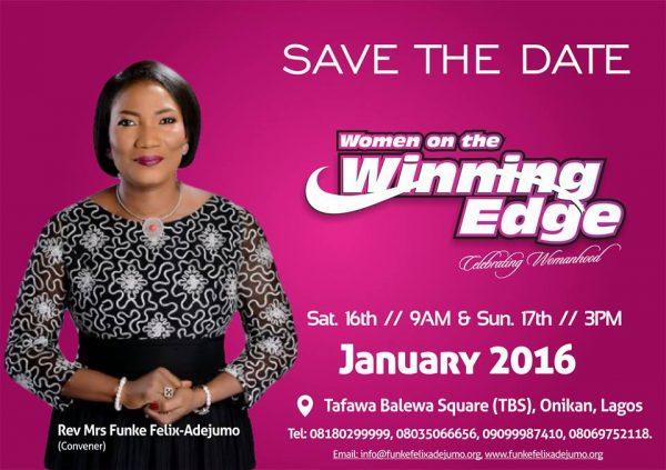 Winning Edge Conference 2