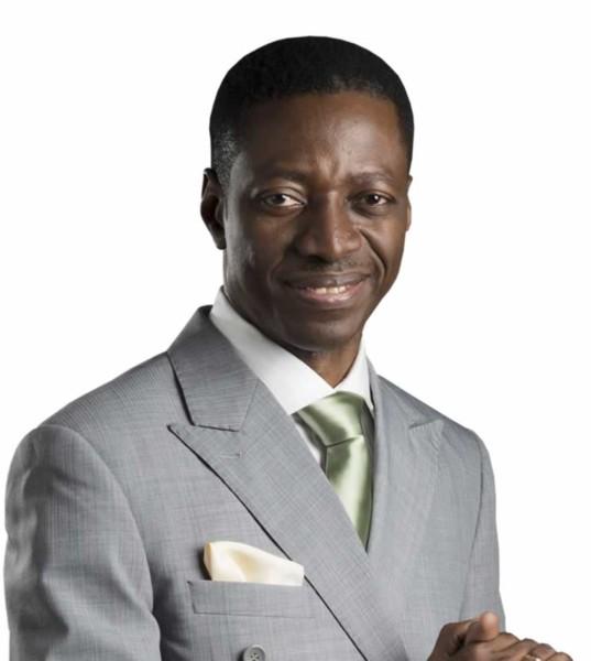 Rev. Sam Adeyemi