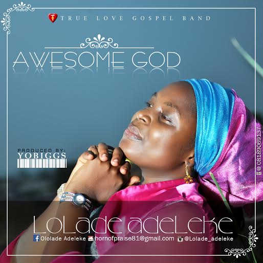 awesome by lolade