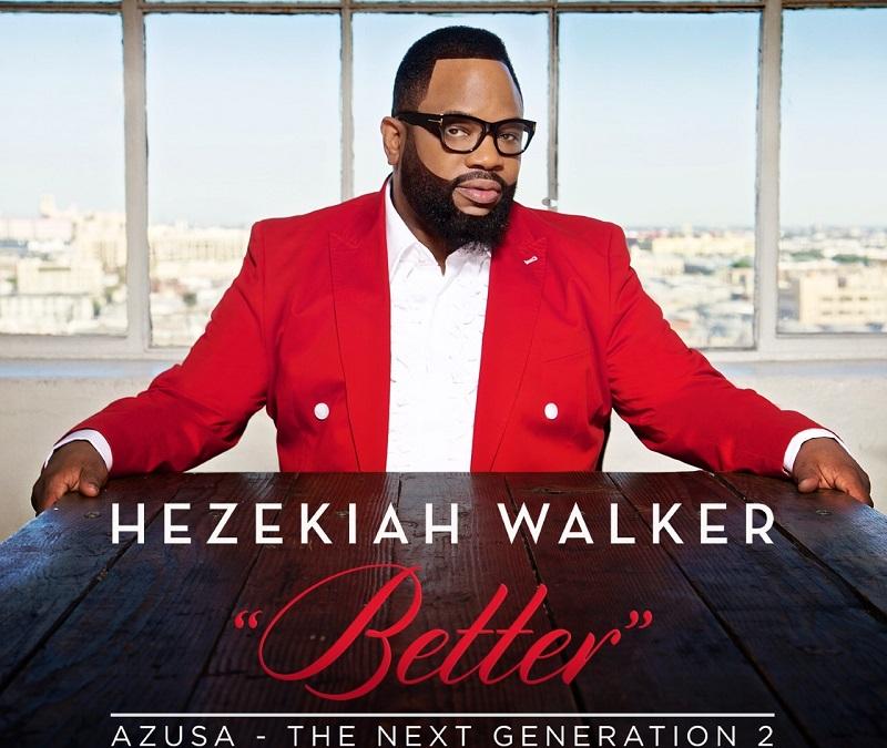 Hezekiah Walker net worth