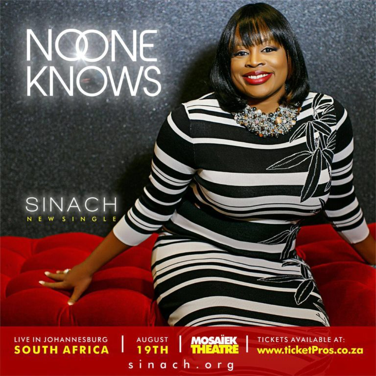 sinach-no-one-knows