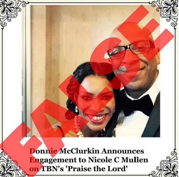 donnie-mcclurkin-engagement-false