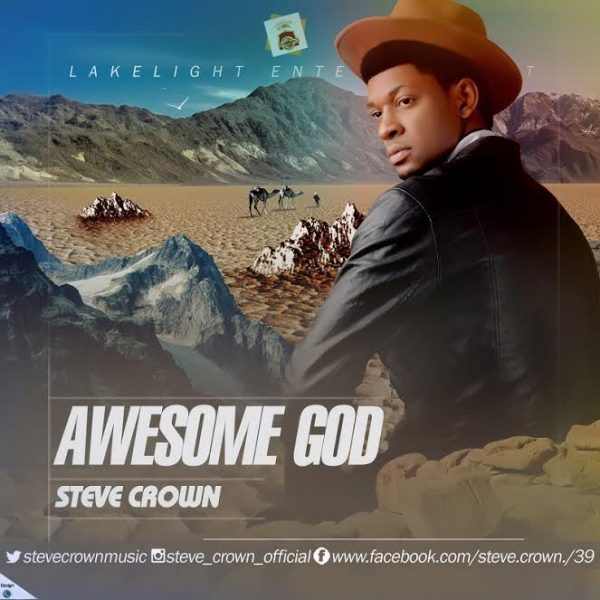 steve-crown-awesome-god