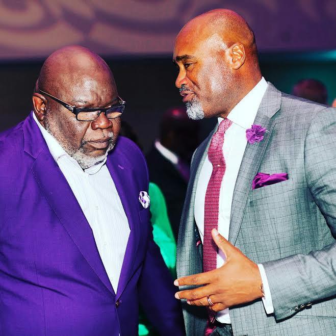 Pastor Paul Adefarasin Fellowships with Bishop TD Jakes