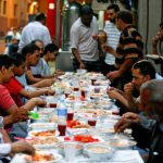 Christians in Cairo Give Free Meals Daily To Muslim Neighbors On Ramadan fast.