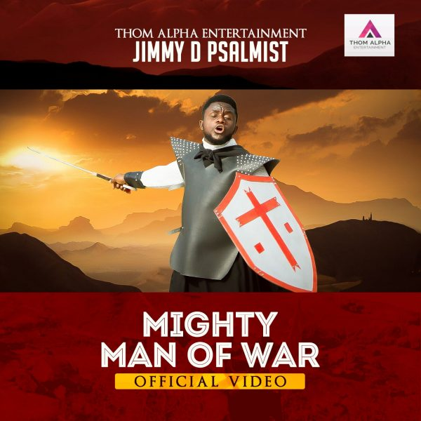 Jimmy D Psalmist - Mighty Man of War